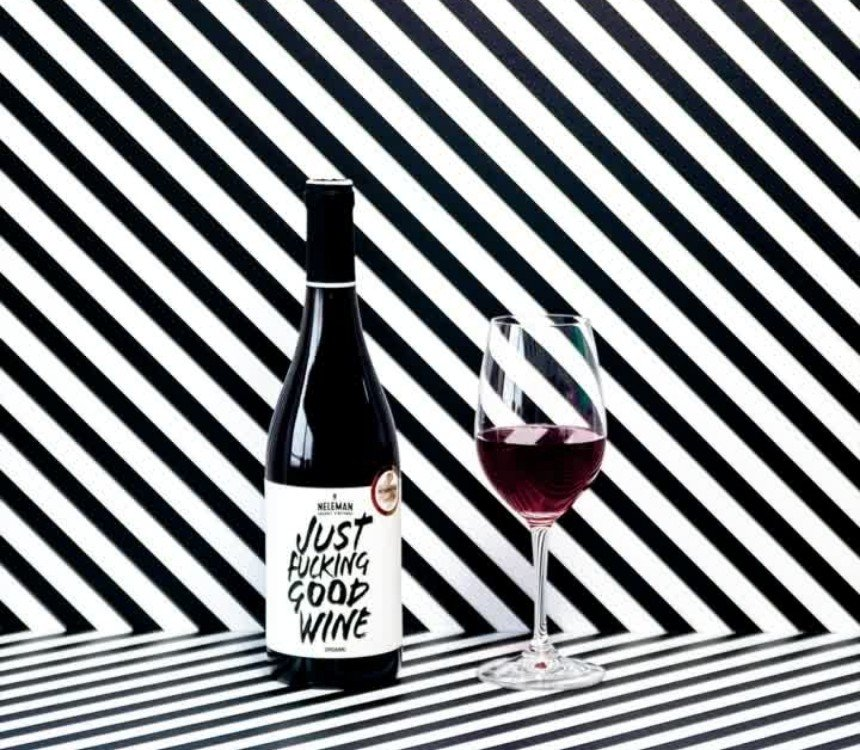 Just-Fucking-Good-Wine-red-stripes